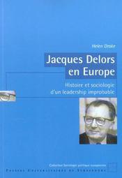 Jacques delors en europe - Intérieur - Format classique