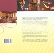 Alchimie des saisons : le vin - 4ème de couverture - Format classique