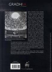 Gradhiva N.5 ; Sismographie Des Terreurs ; Traumatisme, Muséographie Et Violence Extrême - 4ème de couverture - Format classique