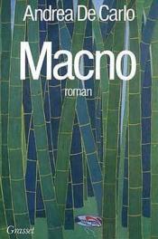Macno - Couverture - Format classique