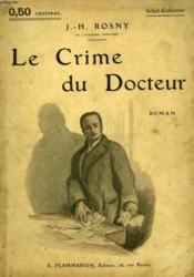 Le Crime Du Docteur. Collection : Select Collection N° 30 - Couverture - Format classique