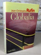 Globalia. - Couverture - Format classique