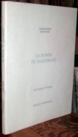 La Ronde de Jaquemart. - Couverture - Format classique