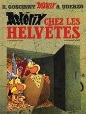 Astérix T.16 ; Astérix chez les Helvètes - Intérieur - Format classique