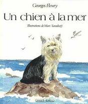 Un chien a la mer - Intérieur - Format classique