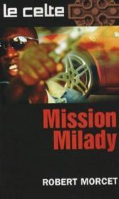 Mission Milady - Couverture - Format classique