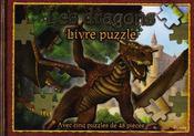 Livre puzzle/les dragons - Intérieur - Format classique