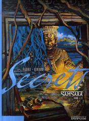 Secrets Samsara T.1 - Intérieur - Format classique