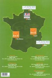 Banque D'Epreuves Communes Pass Concours ; Annales 2004 - 4ème de couverture - Format classique