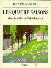 Quatre Saisons (Les) - Couverture - Format classique