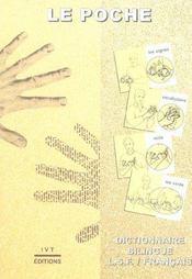 Langue des signes , dictionnaire bilingue LSF / français - Intérieur - Format classique