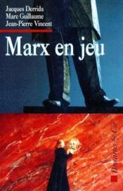 Marx En Jeu - Couverture - Format classique