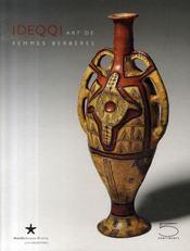 Ideqqi ; art des femmes berbères - Intérieur - Format classique