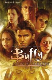 Buffy contre les vampires, saison 8 t.7 ; crépuscule - Couverture - Format classique