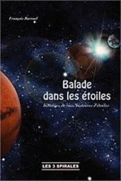 Balades Dans Les Etoiles - Couverture - Format classique