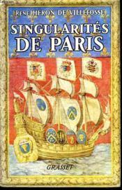 Singularites De Paris. - Couverture - Format classique