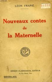Nouveaux Contes De La Maternelle. - Couverture - Format classique