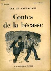 Contes De La Becasse. Collection : Select Collection N° 342 - Couverture - Format classique