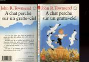 A Chat Perhe Sur Un Gratte Ciel - Couverture - Format classique