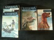 Revue Naturalia Hommes Bêtes et Plantes, n°32 à 111, soit 79 numéros. - Couverture - Format classique
