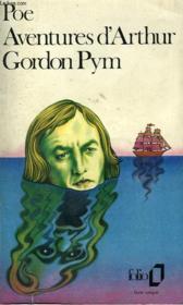 Aventures D'Arthur Gordon Pym - Couverture - Format classique
