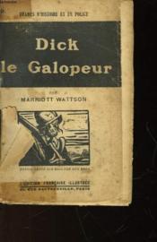 Dick Le Galopeur - Couverture - Format classique