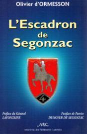 L'escadron Segonzac - Couverture - Format classique
