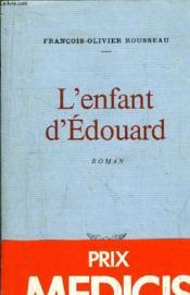L'Enfant D'Edouard - Couverture - Format classique