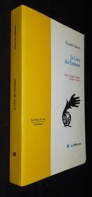 Livre Des Etreintes (Le ) - Couverture - Format classique
