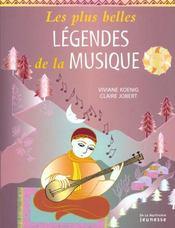 Les Plus Belles Legendes De La Musique - Intérieur - Format classique