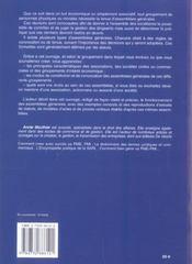 Guide Juridique Et Pratique Des Assemblees Generales - 4ème de couverture - Format classique