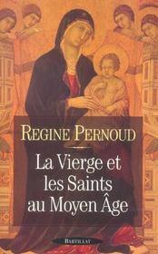 Vierge et saints au moyen age - Intérieur - Format classique
