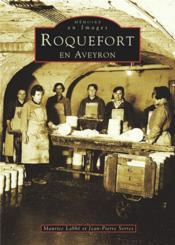 Roquefort en Aveyron - Couverture - Format classique