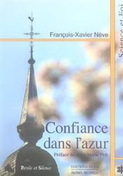 Confiance Dans L'Azur - Intérieur - Format classique