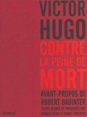Victor Hugo Contre La Peine De Mort - Intérieur - Format classique