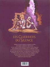 Les guerriers du silence t.1 ; point rouge - 4ème de couverture - Format classique