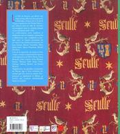 Droles De Trames ; Tapisseries Medievales Et Contemporaines - 4ème de couverture - Format classique