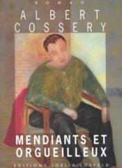 Mendiants et orgueilleux roman - Couverture - Format classique