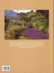 Ju-interieurs de provence - 4ème de couverture - Format classique