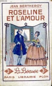 Roseline Et L'Amour - Couverture - Format classique