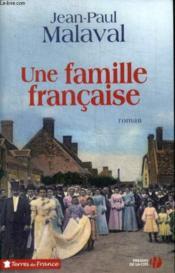 Une famille française - Couverture - Format classique