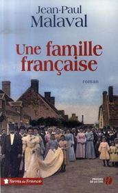 telecharger Une famille francaise livre PDF en ligne gratuit