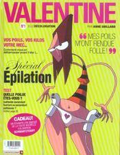 Valentine t.1 ; elle décoloration - Intérieur - Format classique