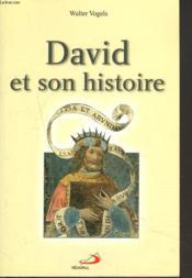 David Et Son Histoire - Couverture - Format classique