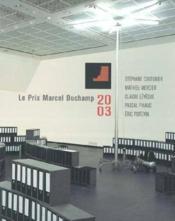 Prix Marcel Duchamp - Couverture - Format classique