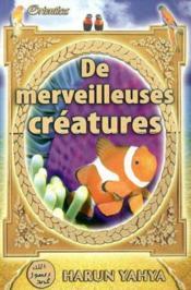 De Merveilleuses Creatures - Couverture - Format classique