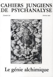 CAHIERS JUNGIENS DE PSYCHANALYSE N.121 ; le génie alchimique - Intérieur - Format classique