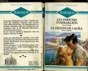 Les Parfums D'Heraklion Suivi De / Le Destin De Laura - Couverture - Format classique