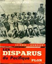 Les disparus du Pacifique - Couverture - Format classique