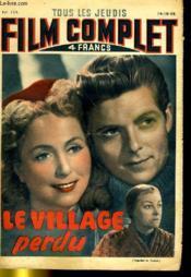 Tous Les Jeudis Film Complet N° 124 - Le Village Perdu - Couverture - Format classique